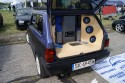 Zabudowa Car Audio, Fiat Panda I
