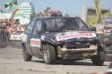 Ford Festa bez przodu, Wrak Race