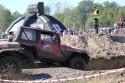 Jeep Wrangler, dół z błotem, Off Road
