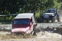 Jeep Wrangler, Off Road, brodzenie w błocie