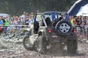 Jeep Wrangler, tył, Off Road,