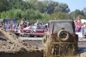 Jeep Wrangler, tył, Off Road