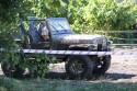 Jeep Wrangler, wyjazd z lasu, Off Road