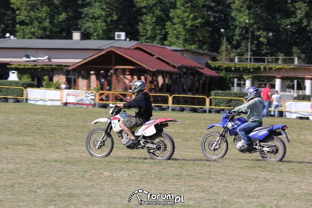 Motocykle Crossowe
