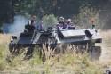 MTLB-u wojskowy pojazd gąsienicowy