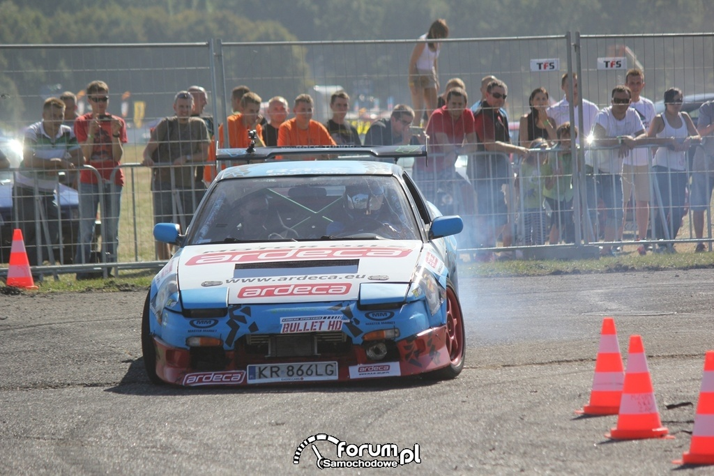 Nissan 200SX S13, drift