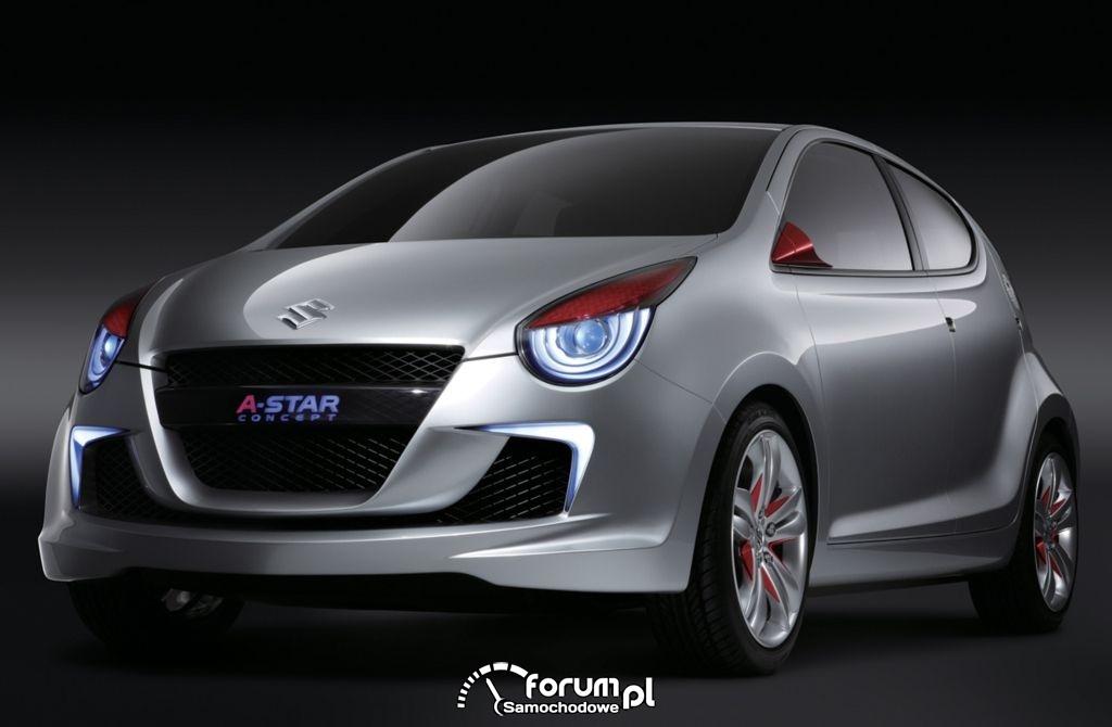 Suzuki Astar - concept 1