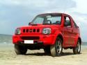 Suzuki Jimny cabrio 1,3 16V 63kW 4WD
