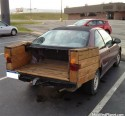 Honda Civic pickup