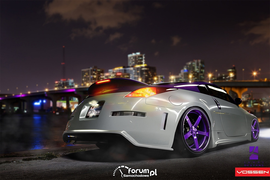 Top Photochop - #4 Nissan 350Z