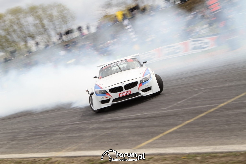 Drift BMW Z4 E89, Driftingowych Mistrzostw Polski 2012