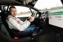 Jerzy Dudek, Volkswagen Golf GTI, wnętrze