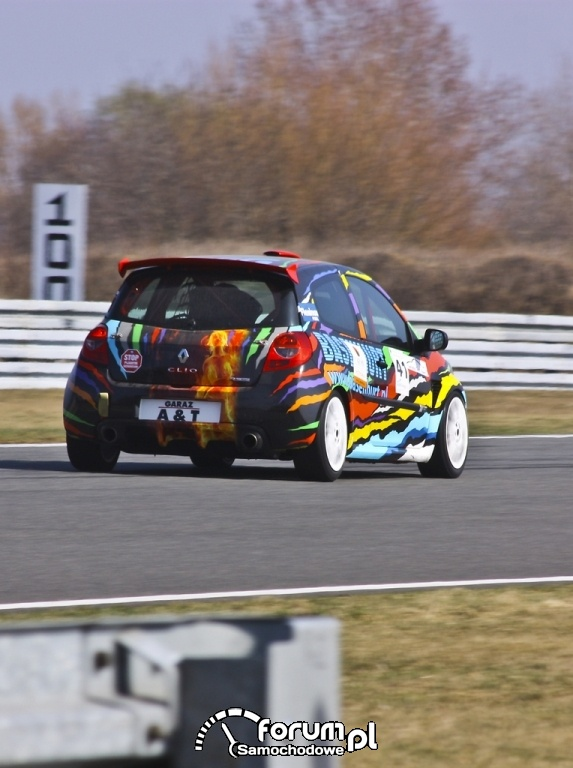 Tor Poznań Track Day - 25.03.2012