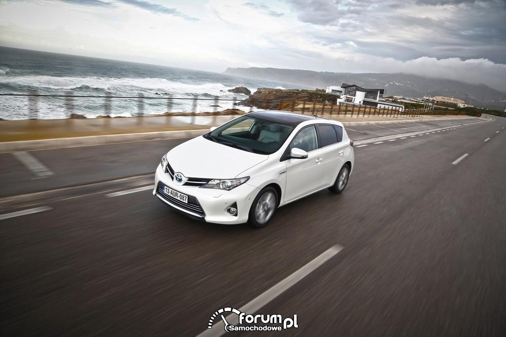 Hybrydowa Toyota Auris