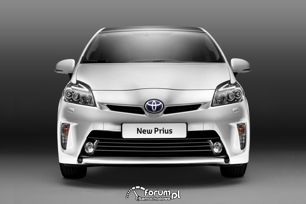 Hybrydowa Toyota Prius, 2