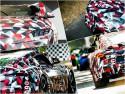 Kamuflarz samochodu - Toyota Supra