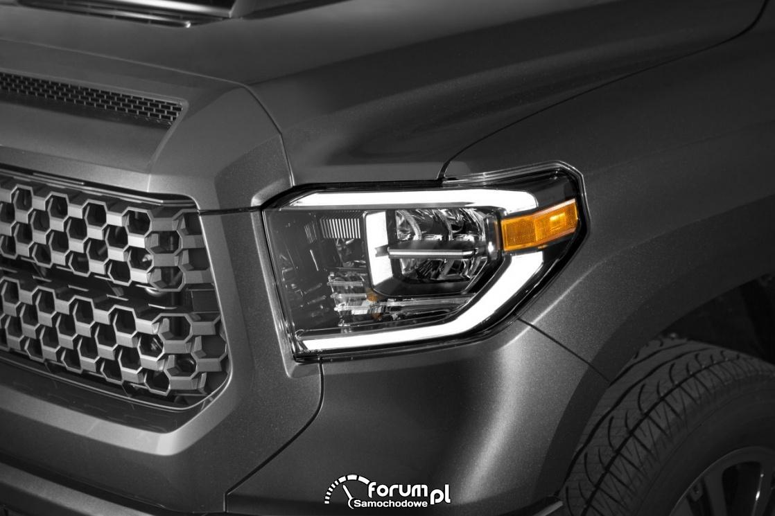 Przednie LEDy, Toyota Tundra TRD Sport