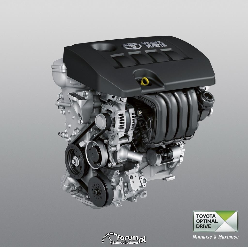 Silnik benzynowy 1.6 Valvematic, Toyota optimal drive