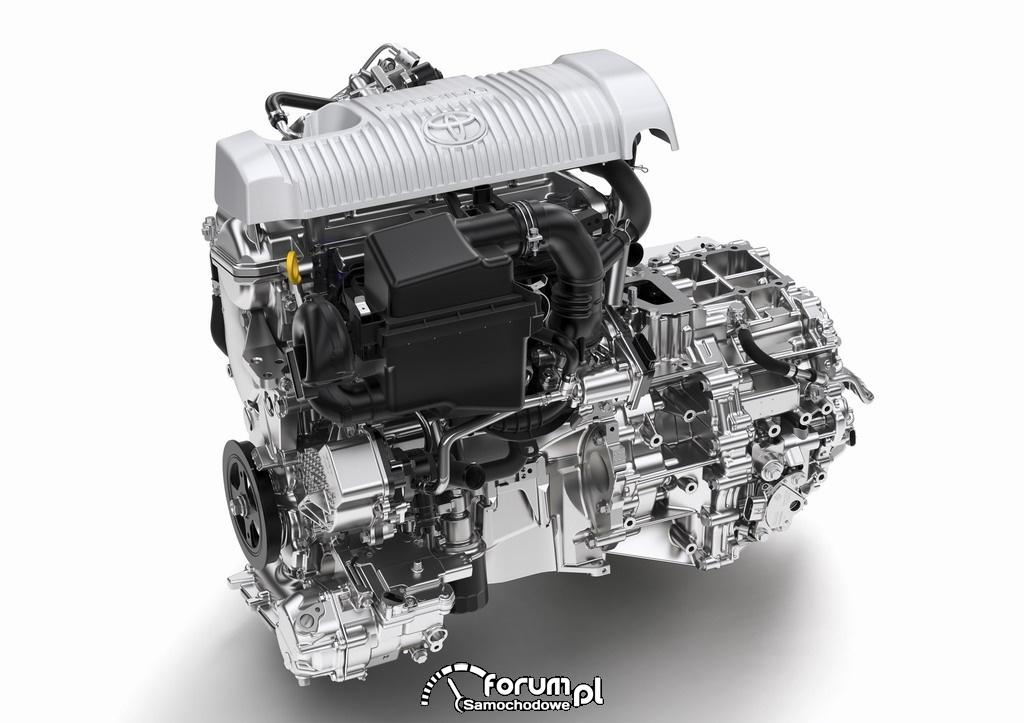 Silnik, Toyota Yaris Hybrid