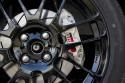 Tarcze wntylowane z zaciskami hamulcowymi, Toyota Yaris GRMN - hot hatch