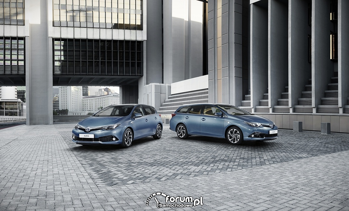 Toyota Auris, 2015, lifting