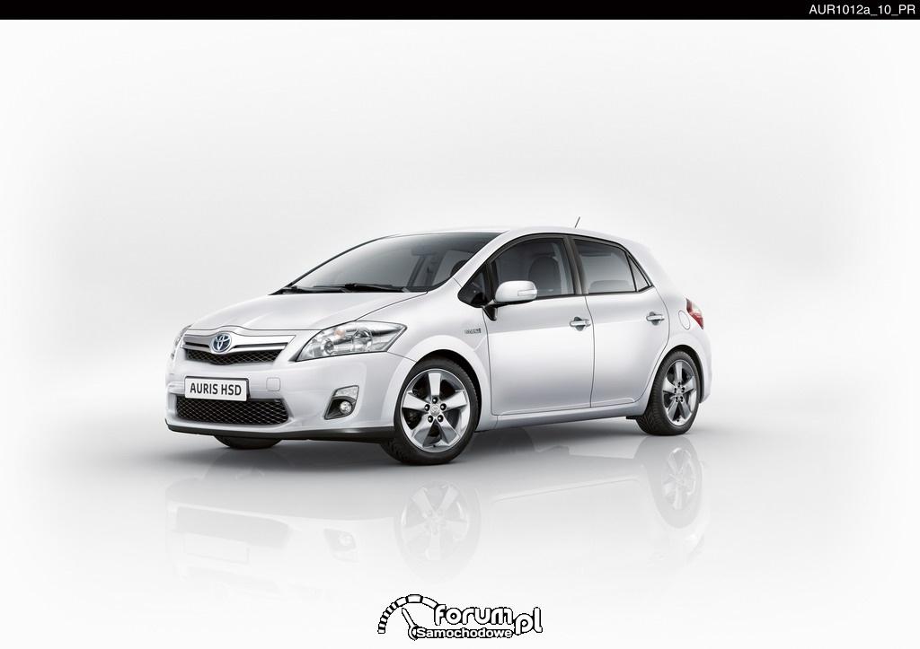 Toyota Auris HSD