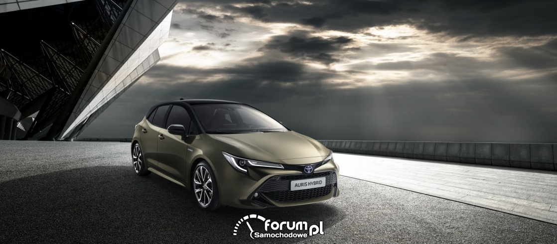 Toyota Auris III (2018)