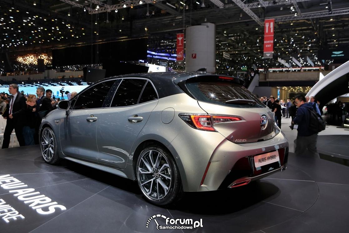 [2018] Toyota Auris III