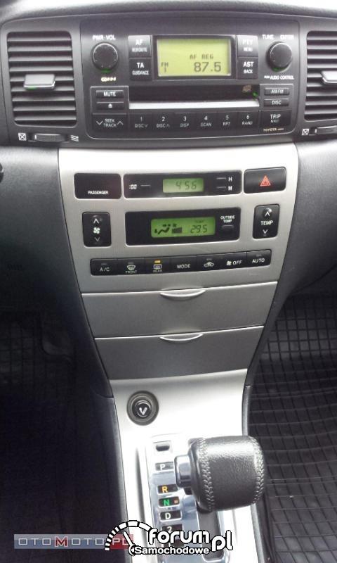 Toyota automat klasyczny