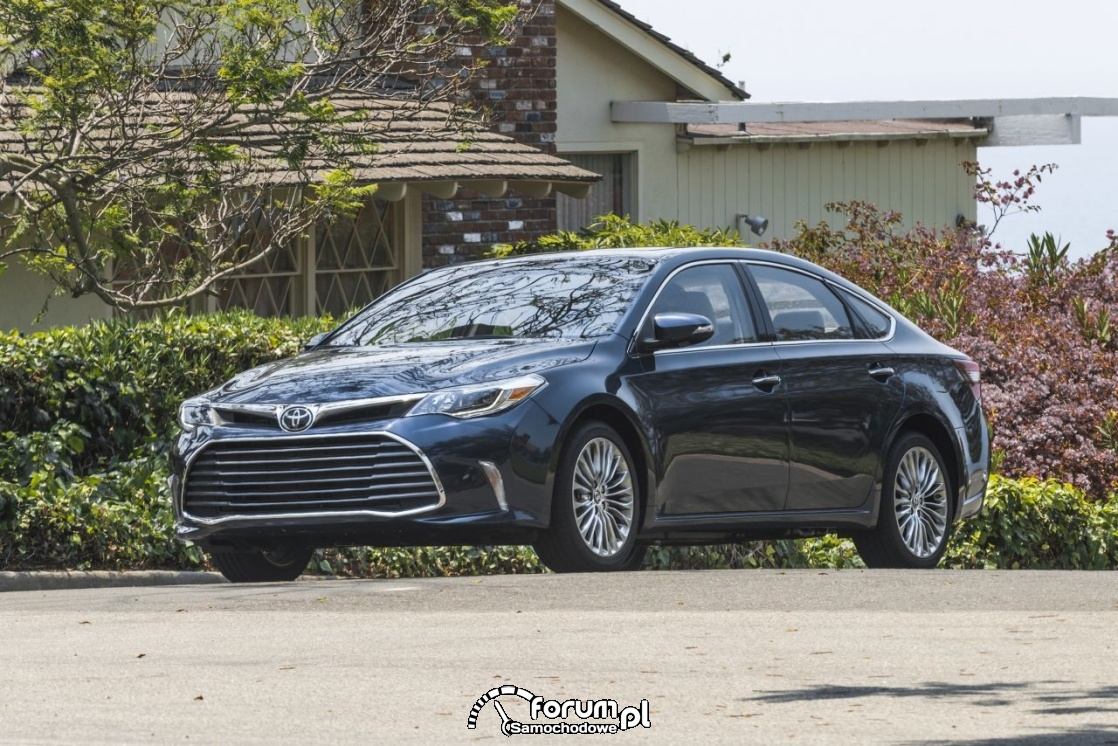 Toyota Avalon limited, 2018