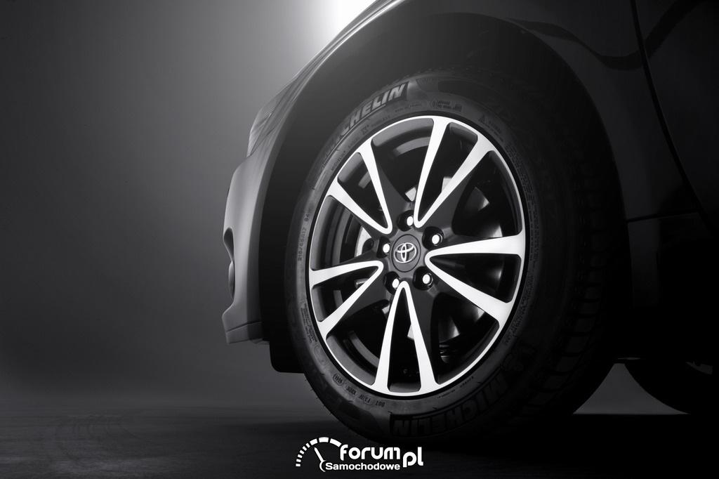 Toyota Avensis 2012 - alufelgi