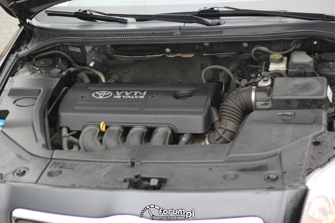 Toyota Avensis T25, silnik 1.8 VVTi