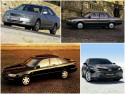 Toyota Camry, generacje
