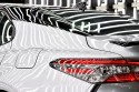 Toyota Camry, tylne światło, 2018