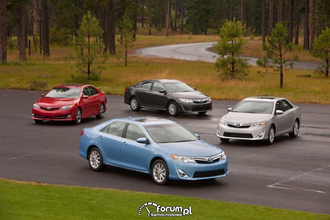 Toyota Camry VII generacja