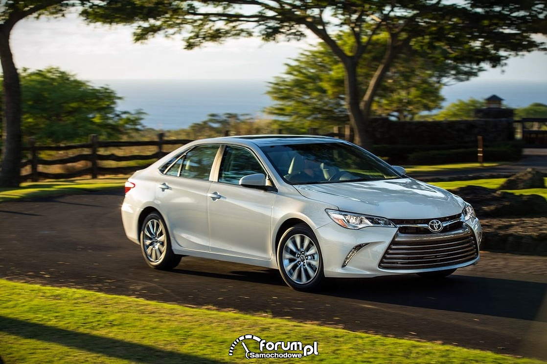 Toyota Camry XLE, 2015