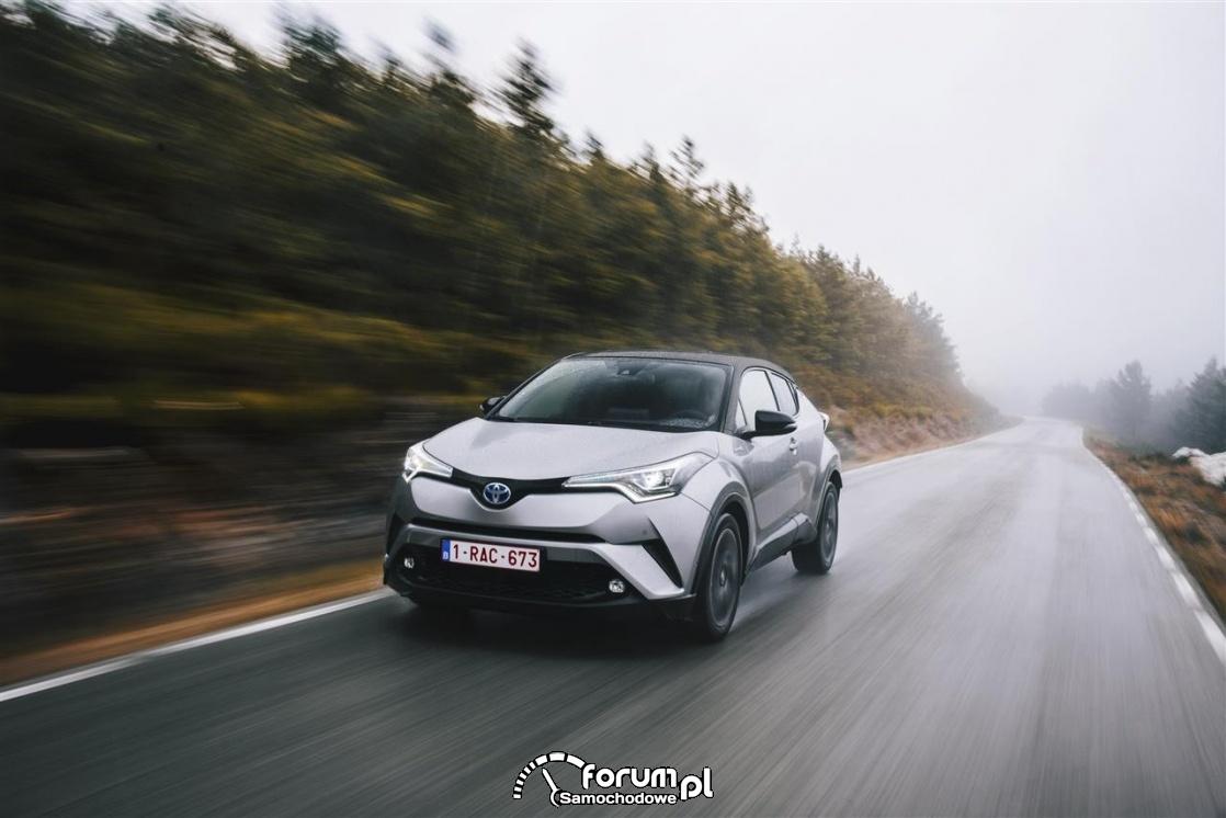 Toyota CHR, hybrid