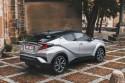 Toyota CHR, hybrid, tył