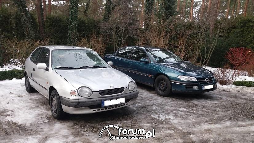 Toyota Corolla 1.4 1998R