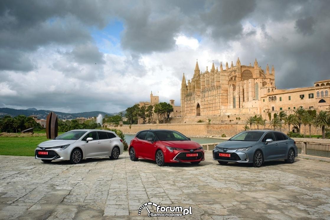 7 premier Toyoty namieszało na rynku w 2019 roku
