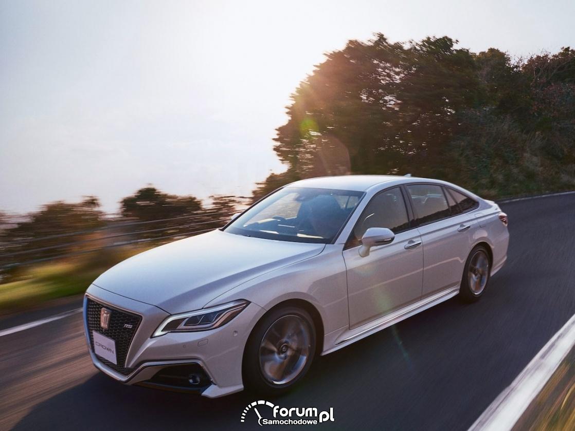 Nowy Lexus IS oraz IS F w 2021 roku?