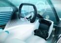 Toyota FCV Plus, wnętrze