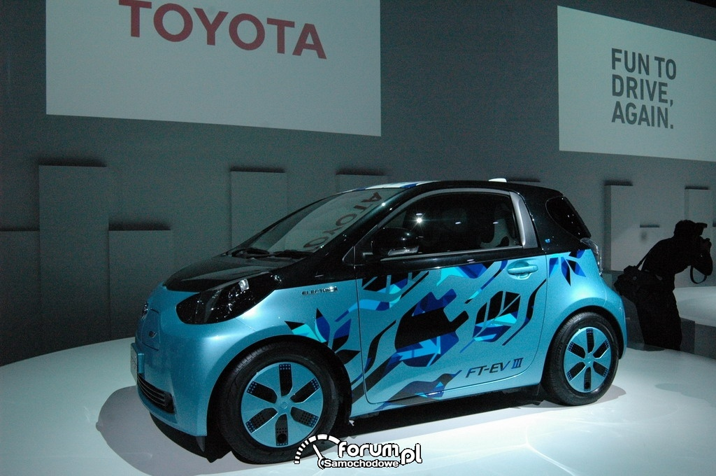 Toyota FT EV III