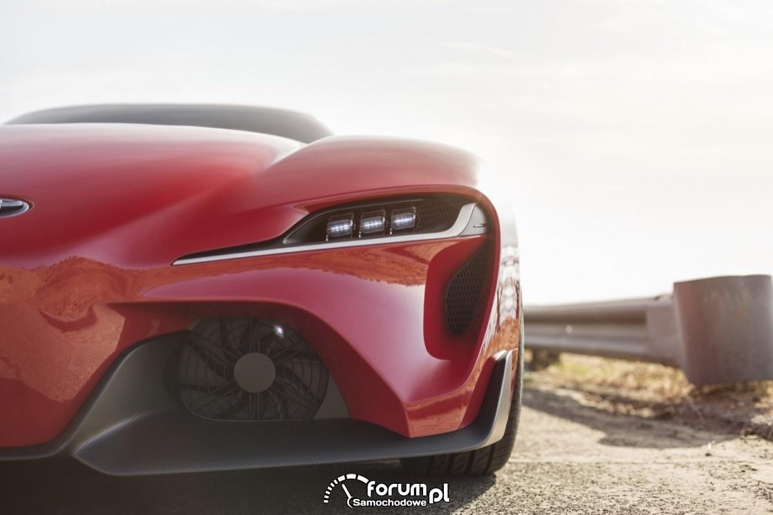 Toyota FT1