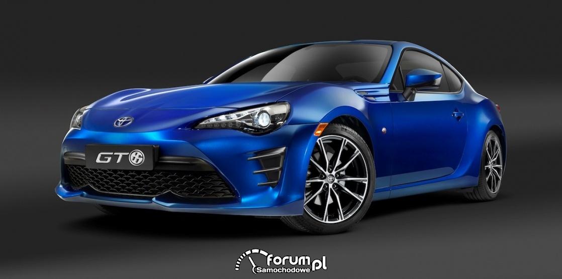 Toyota GT, 2016 rok