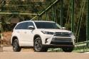 Toyota Highlander hybrid limited platinum, 2017
