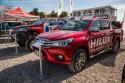 Toyota Hilux Revo i Hilux Kronos, 2017