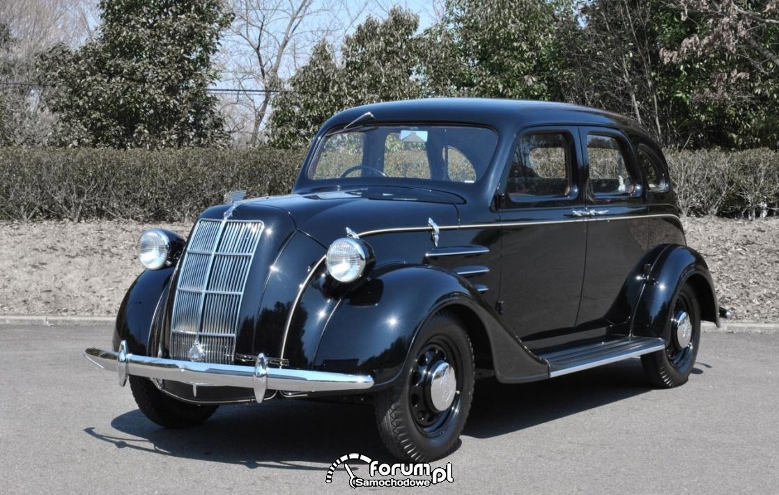 Toyota model AA 1936 rok