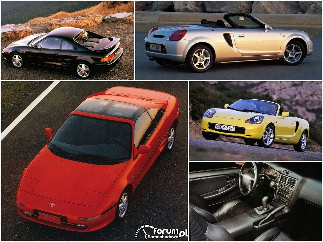 Toyota MR2, cabrio