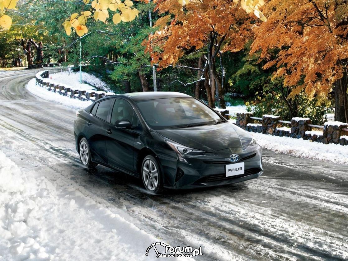 Toyota Prius, 2015 rok